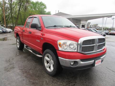 2008 Dodge Ram Pickup 1500 for sale at St. Mary Auto Sales in Hilliard OH