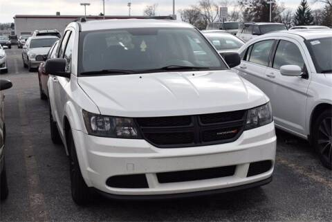 2017 Dodge Journey for sale at BOB ROHRMAN FORT WAYNE TOYOTA in Fort Wayne IN