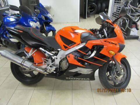 2000 Honda CBR600RR for sale at Trinity Cycles in Burlington NC