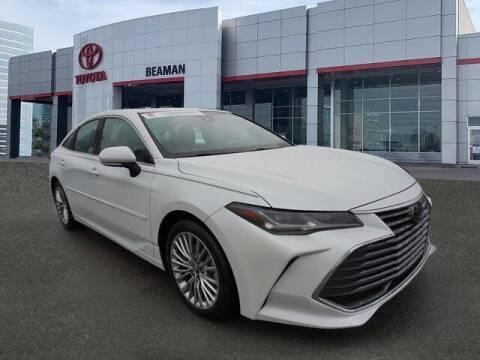 2019 Toyota Avalon for sale at BEAMAN TOYOTA in Nashville TN