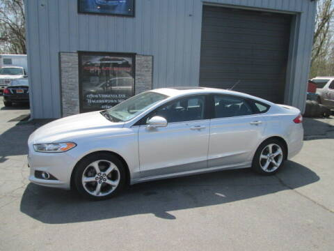 2013 Ford Fusion for sale at Access Auto Brokers in Hagerstown MD