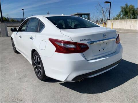 2018 Nissan Altima for sale at BAY AREA CAR SALES in San Jose CA