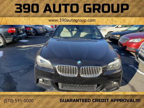 2011 BMW 5 Series for sale at 390 Auto Group in Cresco PA