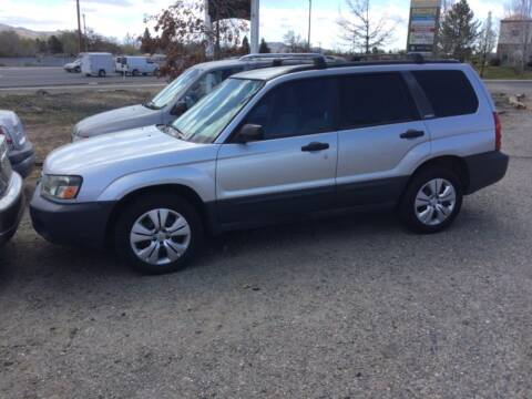 2003 Subaru Forester for sale at Small Car Motors in Carson City NV