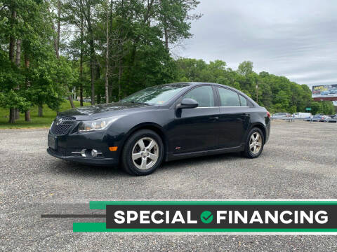 2011 Chevrolet Cruze for sale at QUALITY AUTOS in Newfoundland NJ