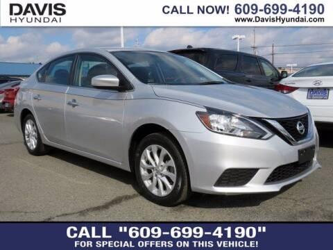2019 Nissan Sentra for sale at Davis Hyundai in Ewing NJ