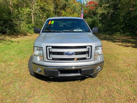 2013 Ford F-150 for sale at Midtown Motors in Greenbrier TN