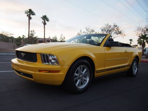 2006 Ford Mustang for sale at Best Auto Buy in Las Vegas NV