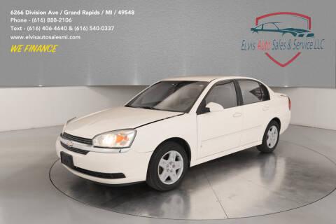 2006 Chevrolet Malibu for sale at Elvis Auto Sales LLC in Grand Rapids MI