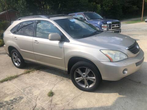 2006 Lexus RX 400h for sale at Moore's Motors in Durham NC