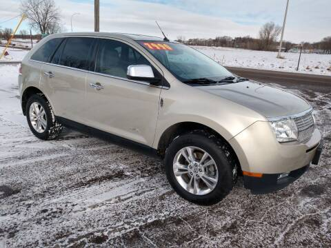 2010 Lincoln MKX for sale at Kull N Claude in Saint Cloud MN