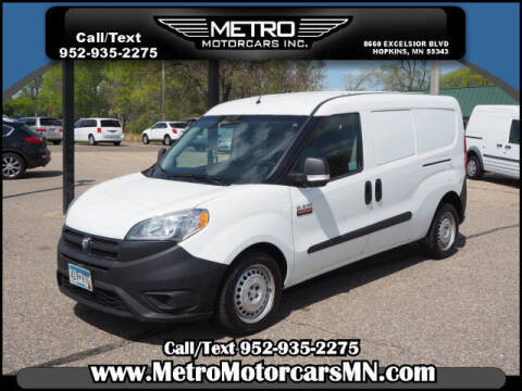 2017 RAM ProMaster City Cargo for sale at Metro Motorcars Inc in Hopkins MN