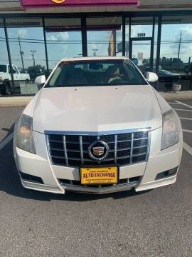 2012 Cadillac CTS for sale at Greenville Motor Company in Greenville NC