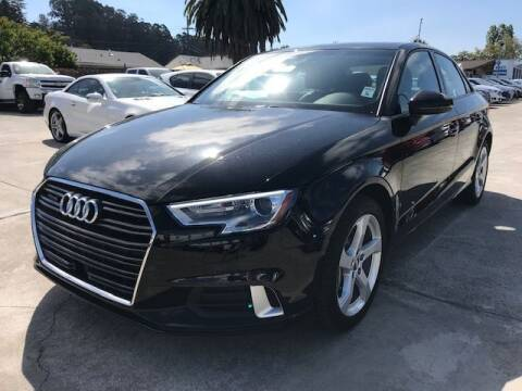 2019 Audi A3 for sale at MISSION AUTOS in Hayward CA
