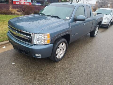 2007 Chevrolet Silverado 1500 for sale at Steve's Auto Sales in Madison WI