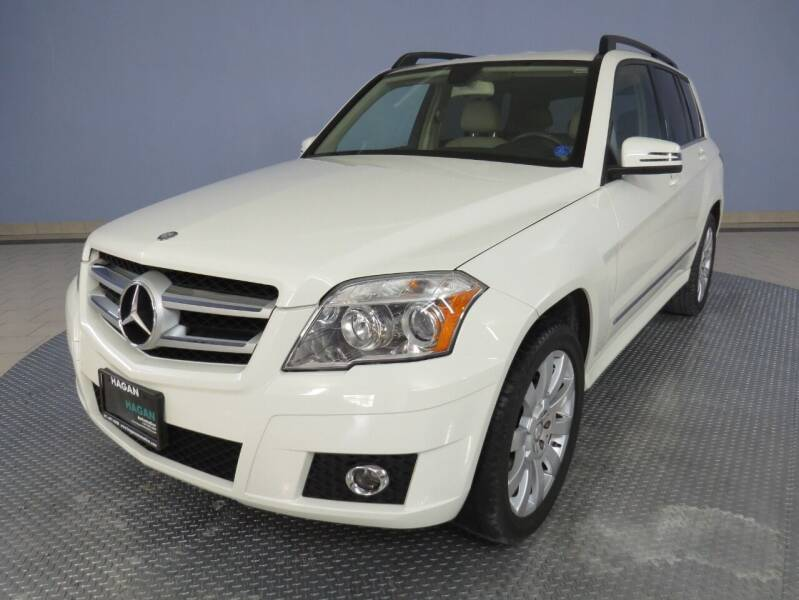 2012 Mercedes-Benz GLK for sale at Hagan Automotive in Chatham IL