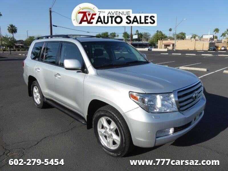 2008 Toyota Land Cruiser for sale in Phoenix, AZ
