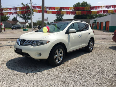 2010 Nissan Murano for sale at Antique Motors in Plymouth IN