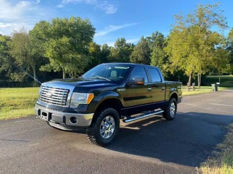 2011 Ford F-150 for sale at Tennessee Valley Wholesale Autos LLC in Huntsville AL