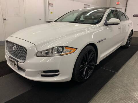 2012 Jaguar XJL for sale at TOWNE AUTO BROKERS in Virginia Beach VA