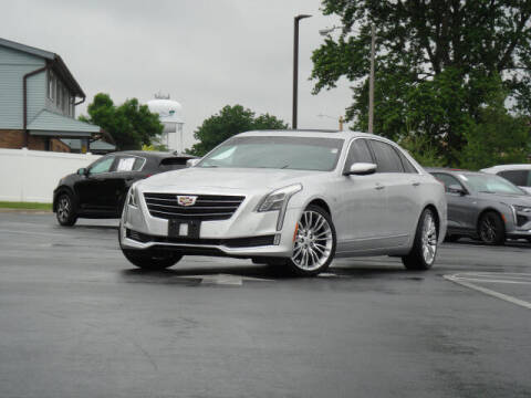 2017 Cadillac CT6 for sale at Jack Schmitt Chevrolet Wood River in Wood River IL