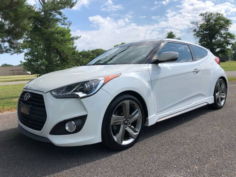 2013 Hyundai Veloster for sale at COUNTRYSIDE AUTO SALES 2 in Russellville KY