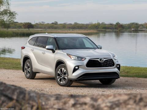 2021 Toyota Highlander for sale at Xclusive Auto Leasing NYC in Staten Island NY