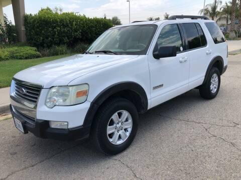 2007 Ford Explorer for sale at C & C Auto Sales in Colton CA