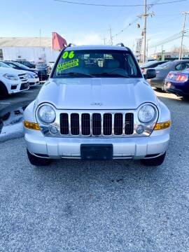 2006 Jeep Liberty for sale at Auto Headquarters in Lakewood NJ