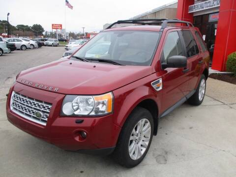 2008 Land Rover LR2 for sale at Premium Auto Collection in Chesapeake VA