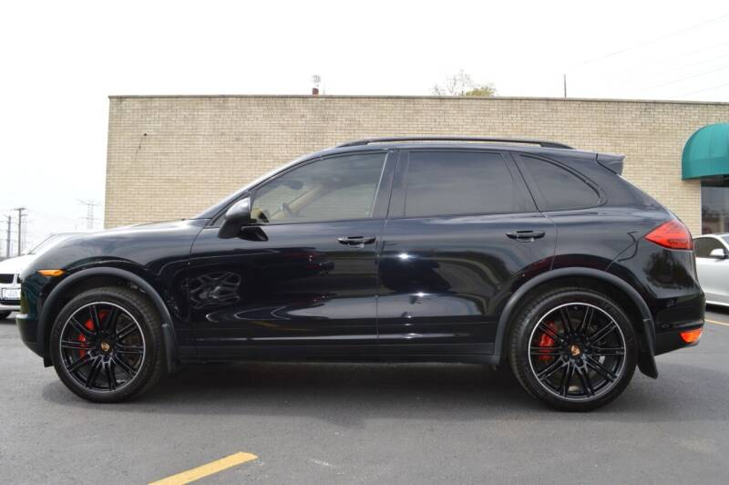2013 Porsche Cayenne for sale at Manfreds Import Auto in Cary IL