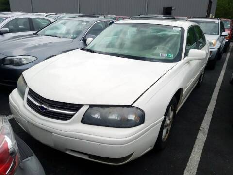 2004 Chevrolet Impala for sale at Glory Auto Sales LTD in Reynoldsburg OH