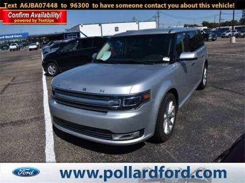 2018 Ford Flex for sale at South Plains Autoplex by RANDY BUCHANAN in Lubbock TX