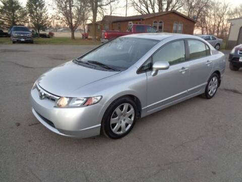 2011 Honda Civic for sale at COUNTRYSIDE AUTO INC in Austin MN