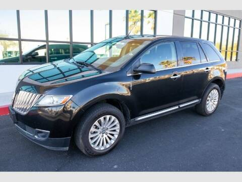 2013 Lincoln MKX for sale at REVEURO in Las Vegas NV
