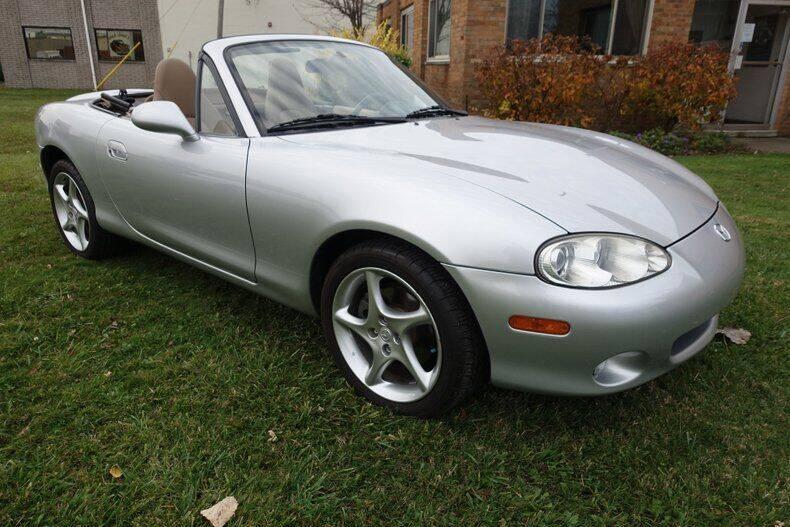 2001 Mazda MX-5 Miata for sale in Troy, MI