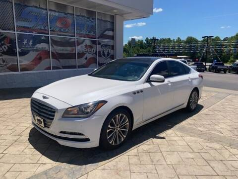 2015 Hyundai Genesis for sale at Tim Short Auto Mall in Corbin KY