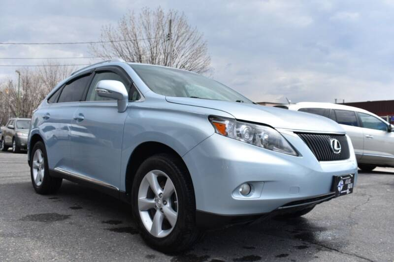 2010 Lexus RX 350 for sale at Atlas Auto in Grand Forks ND