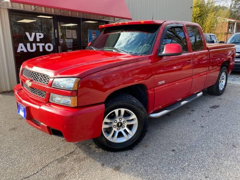 2004 Chevrolet Silverado 1500 SS for sale at VP Auto in Greenville SC