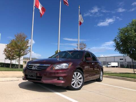 2011 Honda Accord for sale at TWIN CITY MOTORS in Houston TX