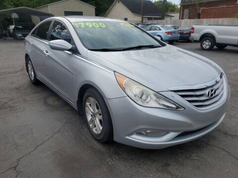 2013 Hyundai Sonata for sale at Allen's Auto Sales LLC in Greenville SC