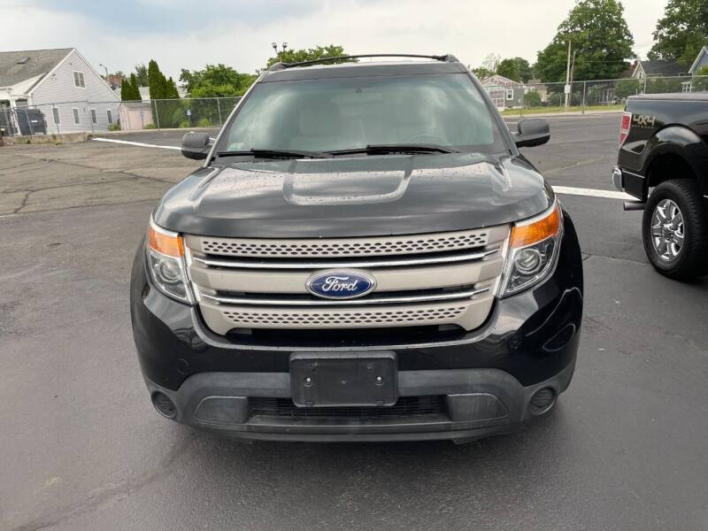 2015 Ford Explorer for sale in Ludlow, MA