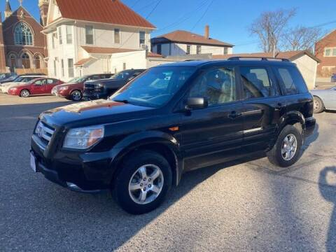 2007 Honda Pilot for sale at Affordable Motors in Jamestown ND