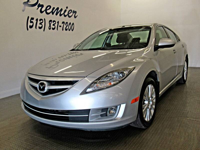 2010 Mazda MAZDA6 for sale at Premier Automotive Group in Milford OH