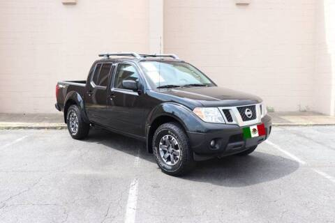 2016 Nissan Frontier for sale at El Patron Trucks in Norcross GA