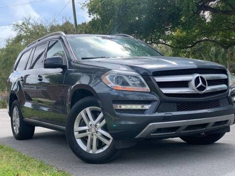 2013 Mercedes-Benz GL-Class for sale at HIGH PERFORMANCE MOTORS in Hollywood FL