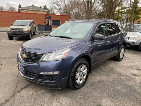 2014 Chevrolet Traverse for sale at 1st Quality Auto in Milwaukee WI