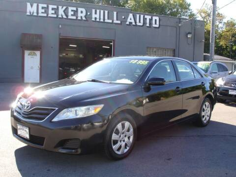 2011 Toyota Camry for sale at Meeker Hill Auto Sales in Germantown WI