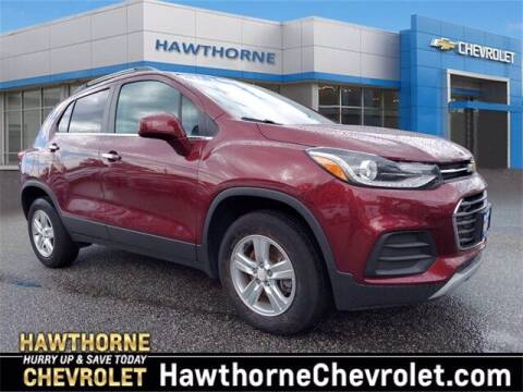 2017 Chevrolet Trax for sale at Hawthorne Chevrolet in Hawthorne NJ