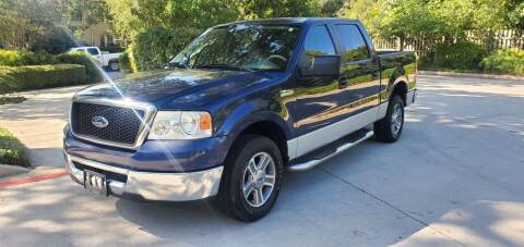 2008 Ford F-150 for sale at Motorcars Group Management - Bud Johnson Motor Co in San Antonio TX
